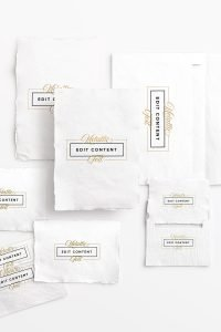 suite 007 wedding collection preview