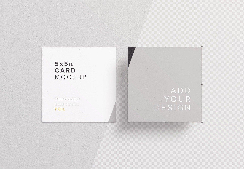5x5 card mockup image01