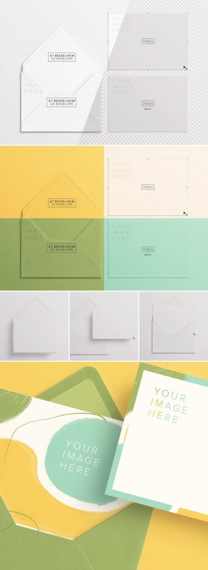 5x7in card front and back w envelope mockup preview1 1 scaled