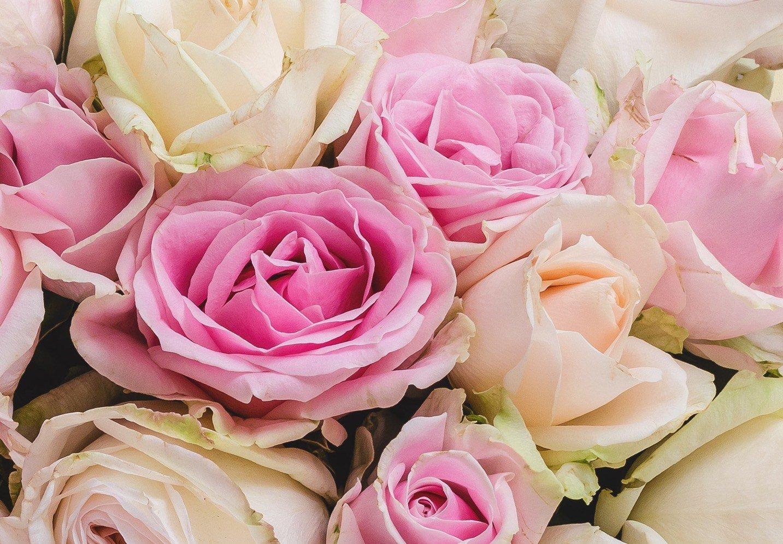 bouquet roses mockup image04