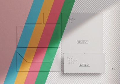 branding stationery mockup image01