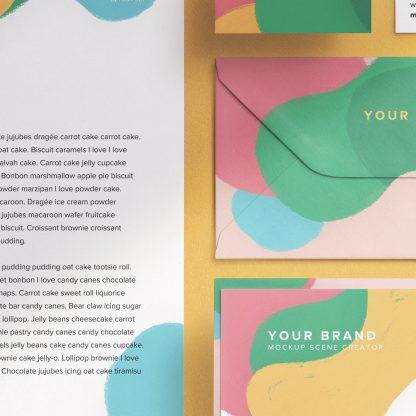 branding stationery mockup image04
