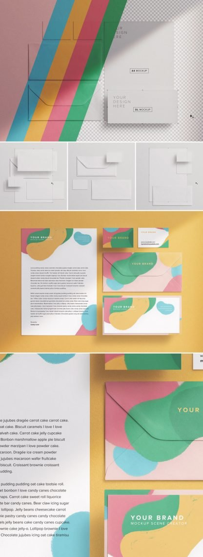 branding stationery mockup preview1 1 scaled