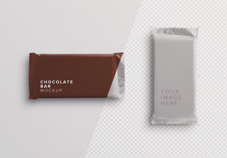 chocolate bar mockup image01