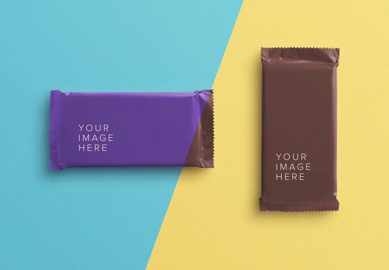chocolate bar mockup image02