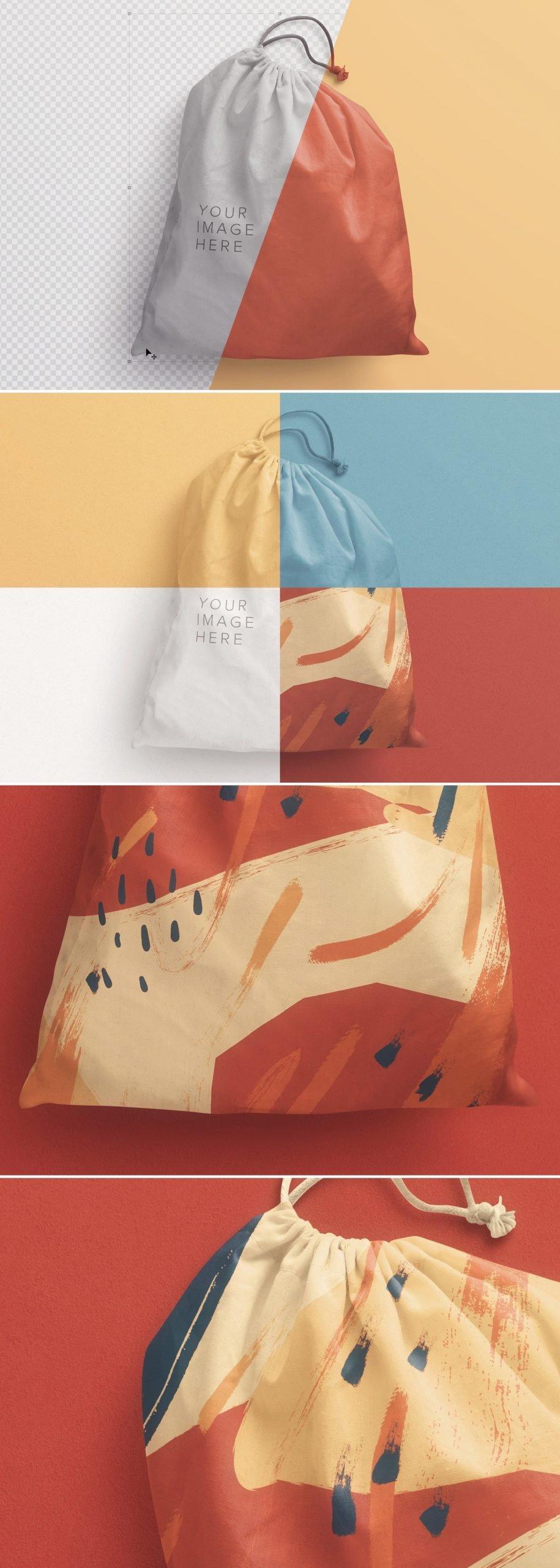 drawstring sack bag mockup preview1 1 scaled
