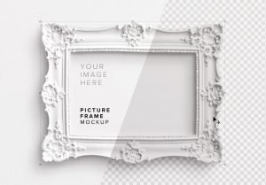 fancy picture frame image01