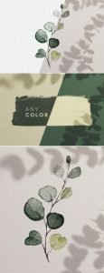 fresco gesso paper background mockup preview1 scaled