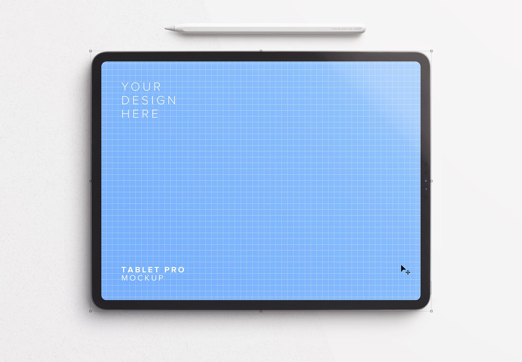 tablet pro mockup image01