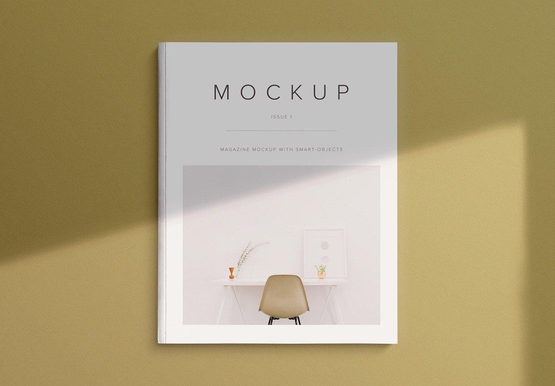 magazine cover mockup image02