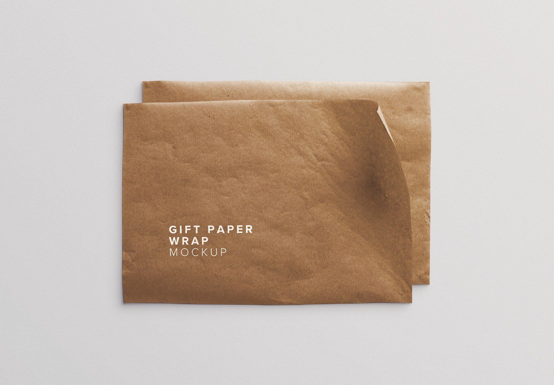 paper wrap mockup thumbnail