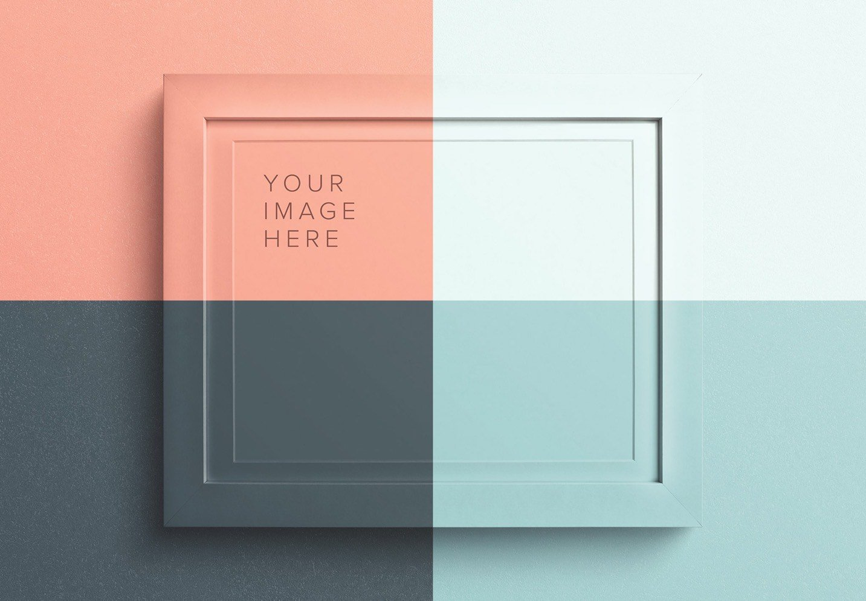picture frame mockup image02