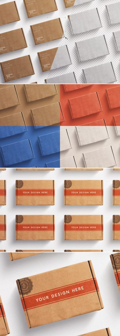 postal box mockup diagonal layout preview1 1 scaled
