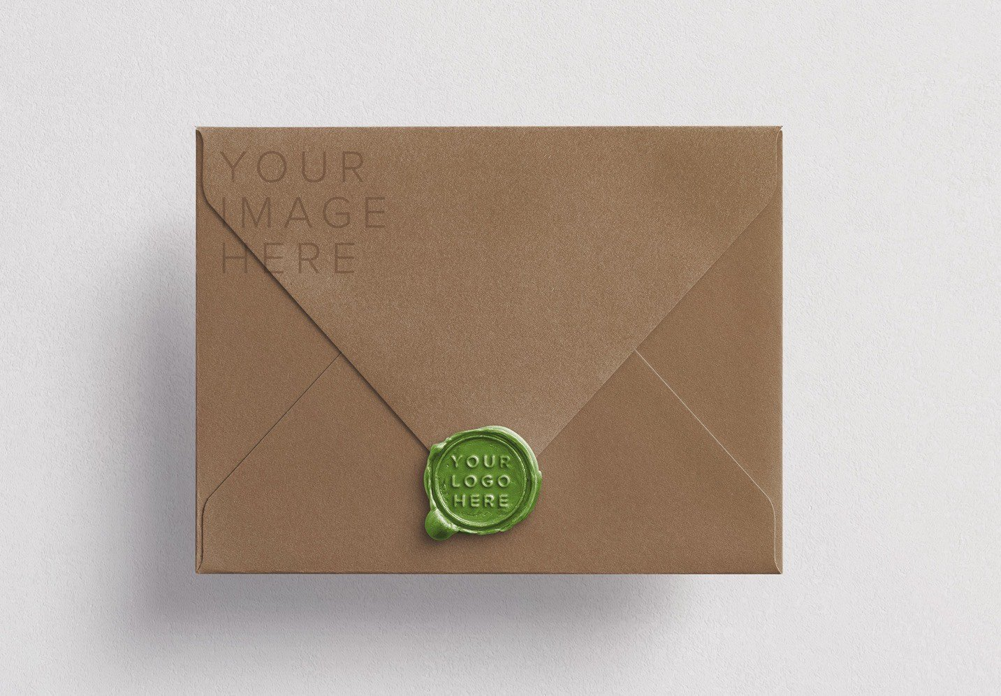 wax seal and stamp w envelope mockup image03