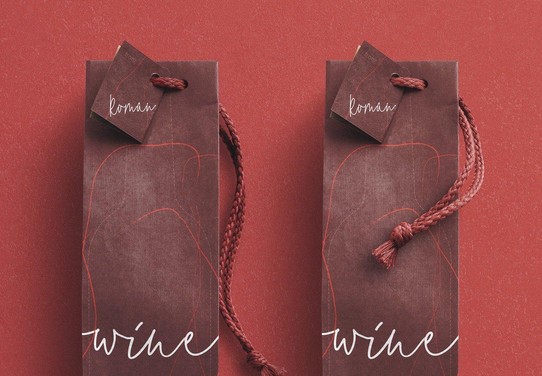 wine gift bag mockup image03