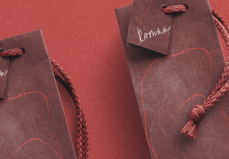 wine gift bag mockup image04