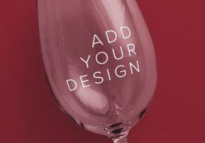 wine glass mockup image03