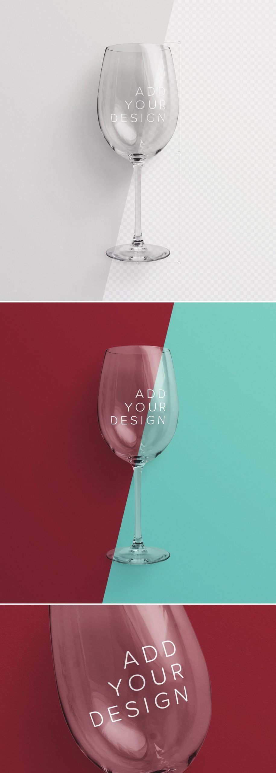 wine glass mockup preview 1 scaled