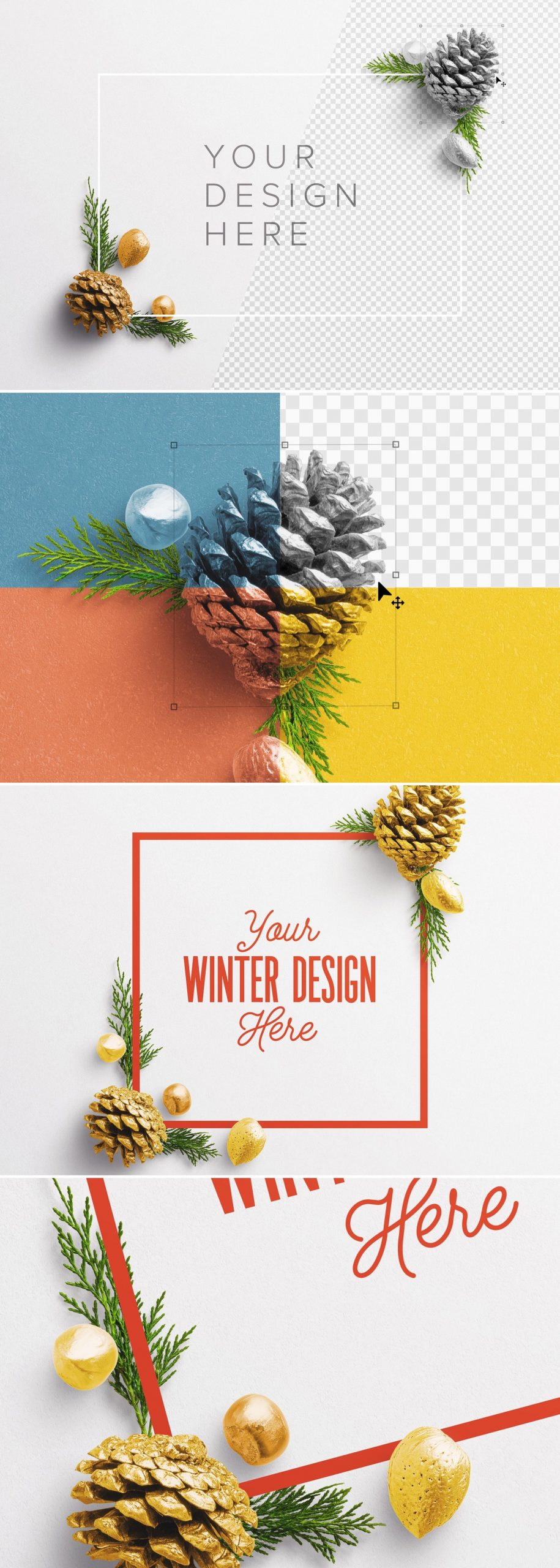 winter frame nature mockup 2 preview1 1 scaled