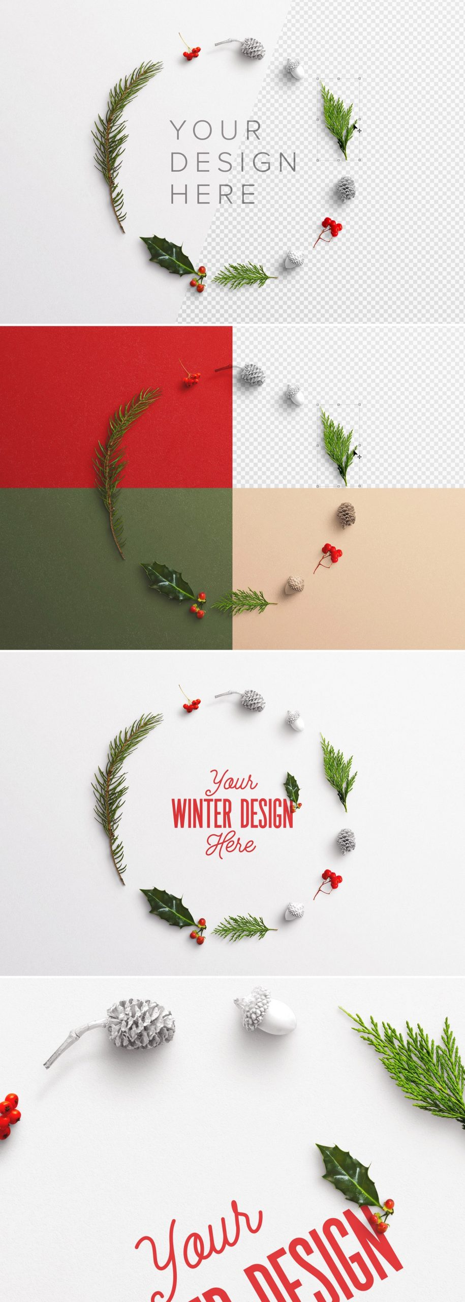 winter frame nature mockup preview1 1 scaled