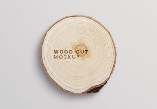 wood cut mockup thumbnail