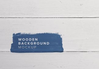 wooden background 3 mockup thumbnail