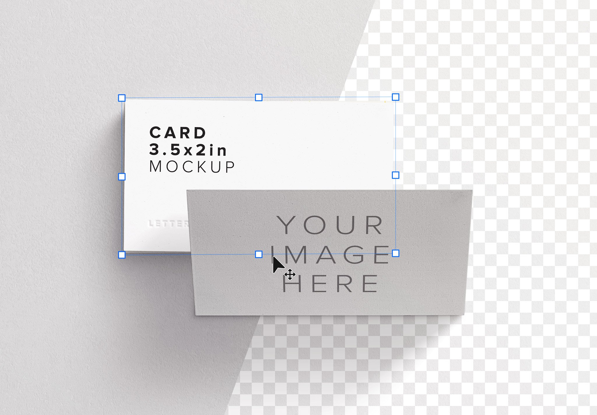 business cards layout 2 image01