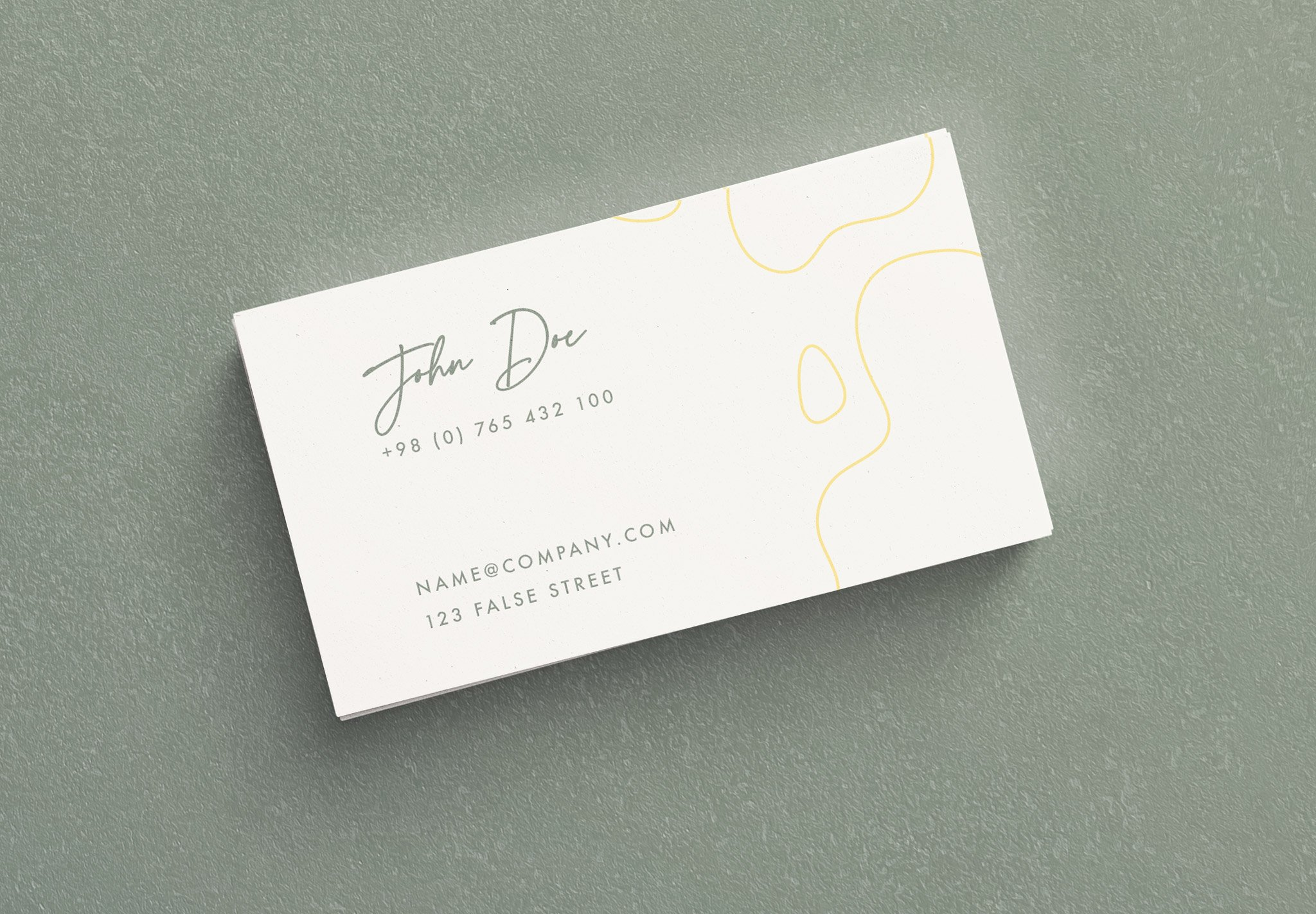 business cards layout 2 image04