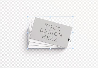 business cards layout 3 thumbnail
