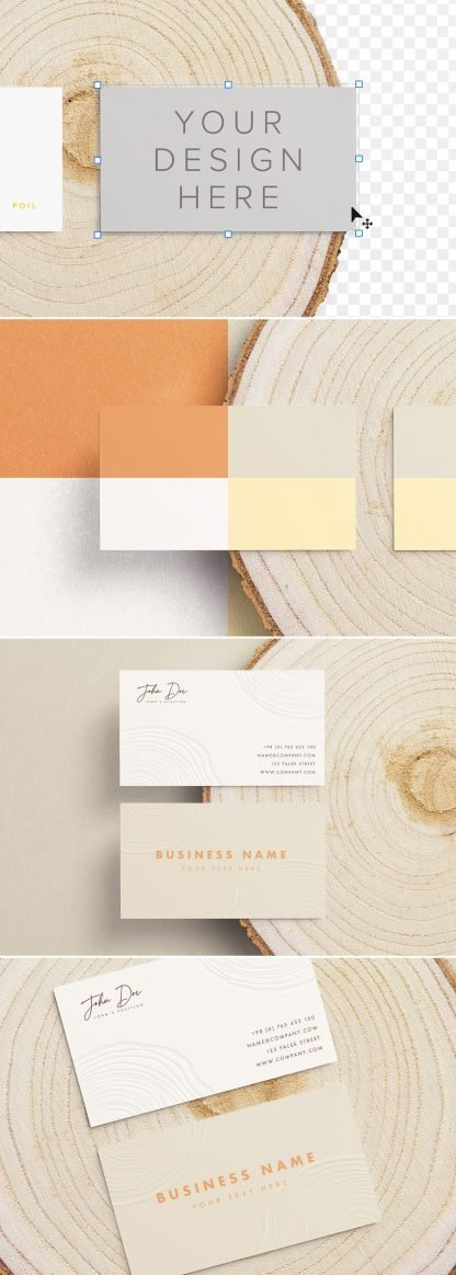 business cards layout 4 preview scaled