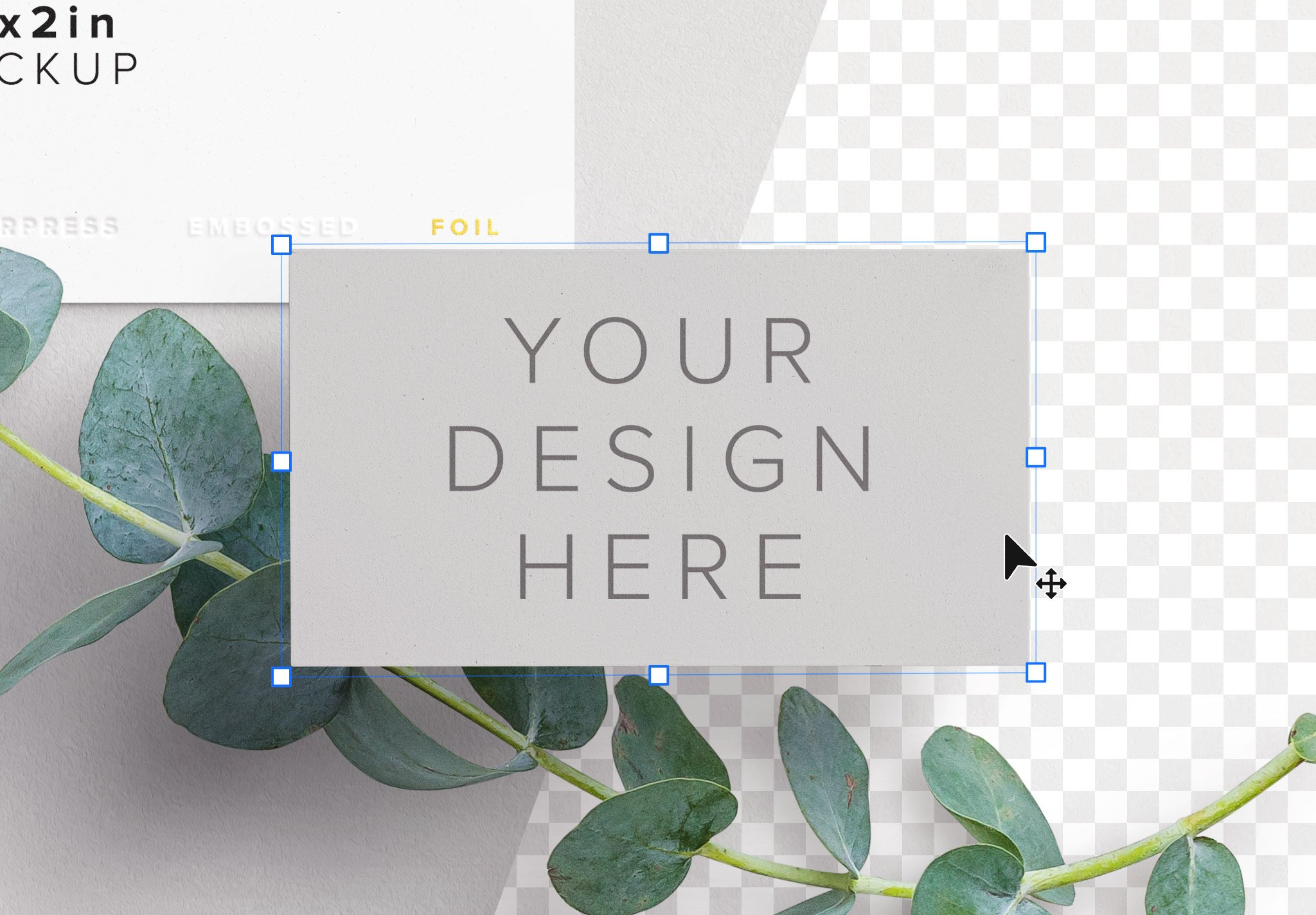 business cards layout 5 image01