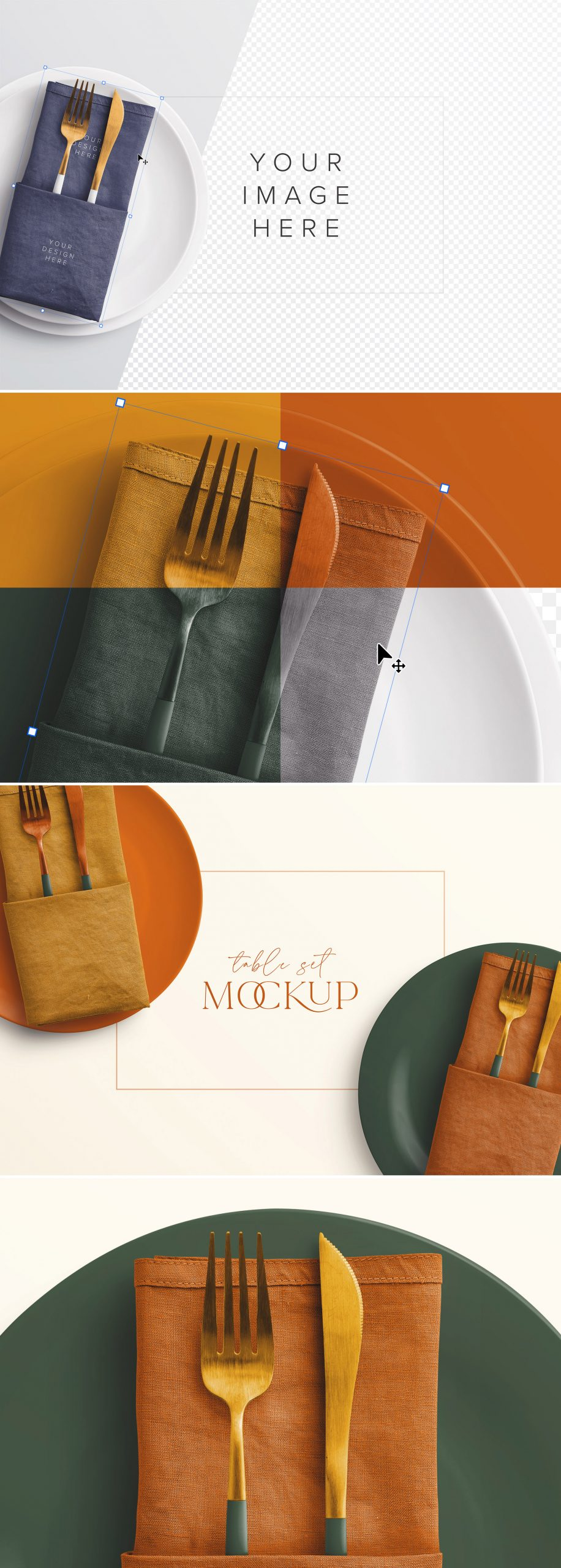 table set plate mockup and cutlery preview scaled