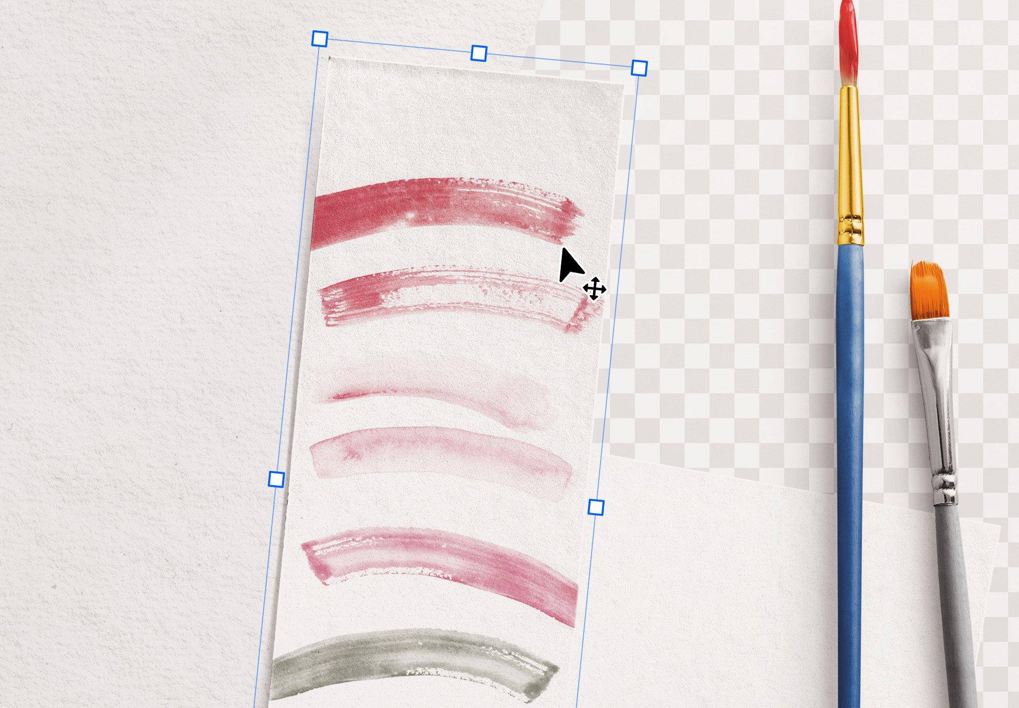 watercolor mockup scene creator 2 image01