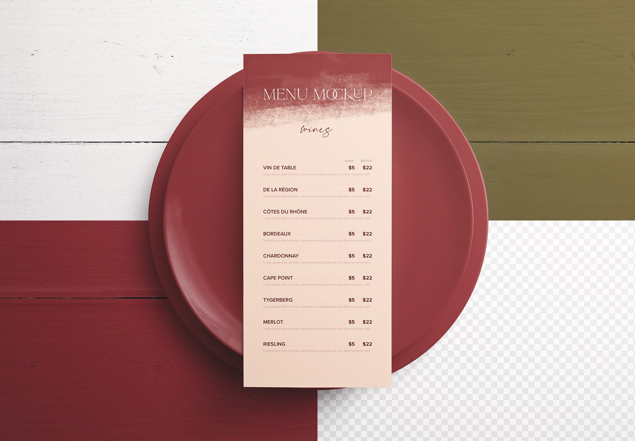 Table 4X9In Menu with Plates Image02
