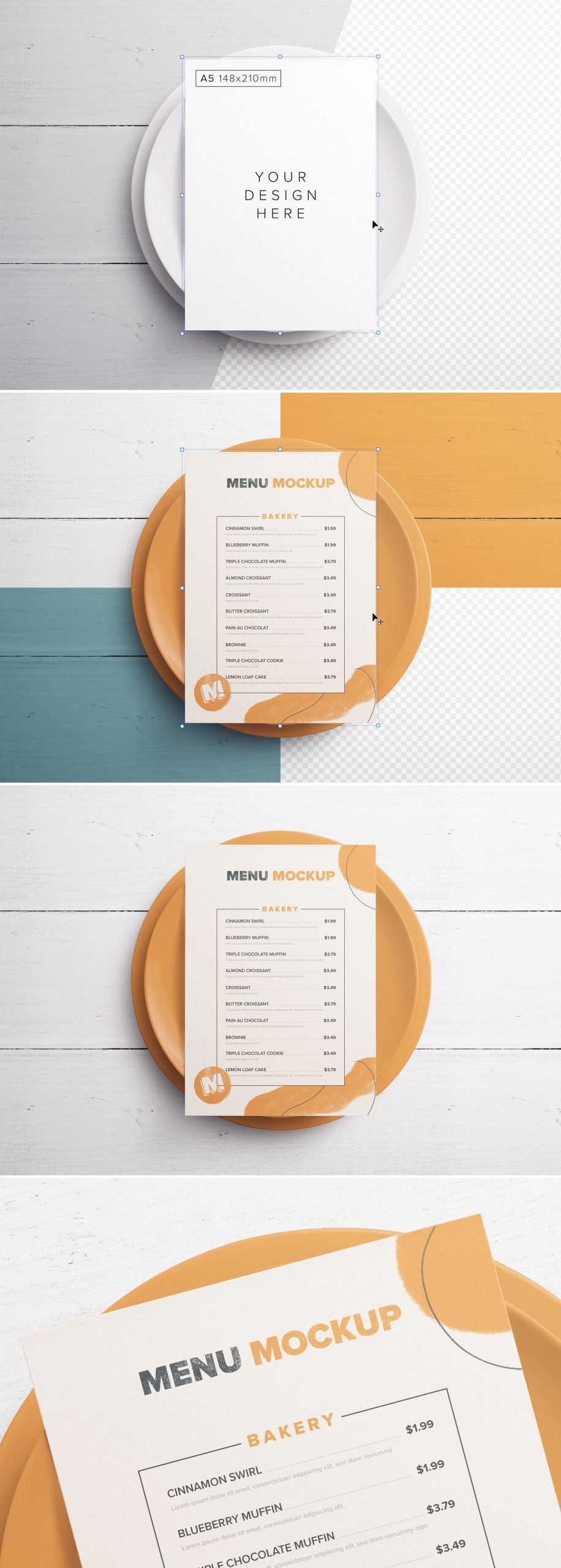 Table A5 Menu with Plates Preview scaled