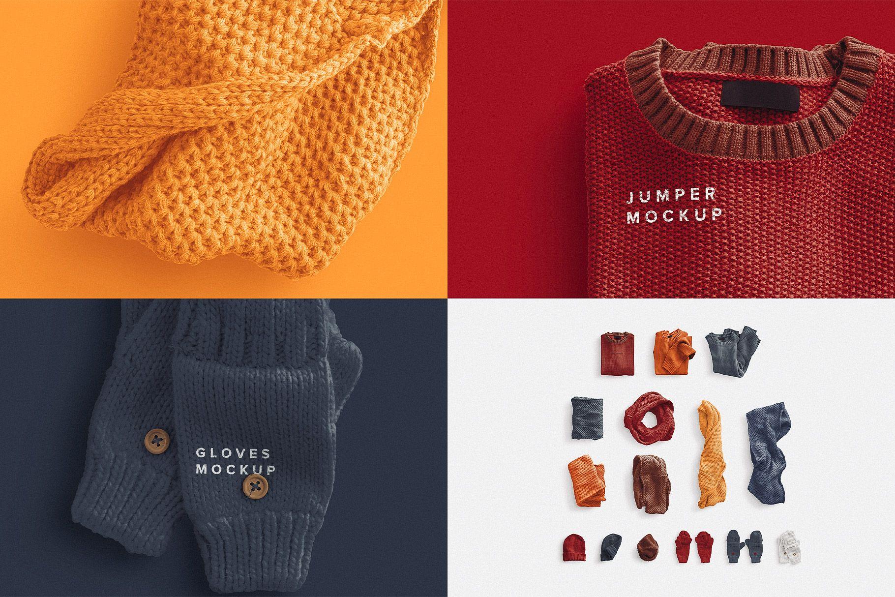 Winter Clothing 1