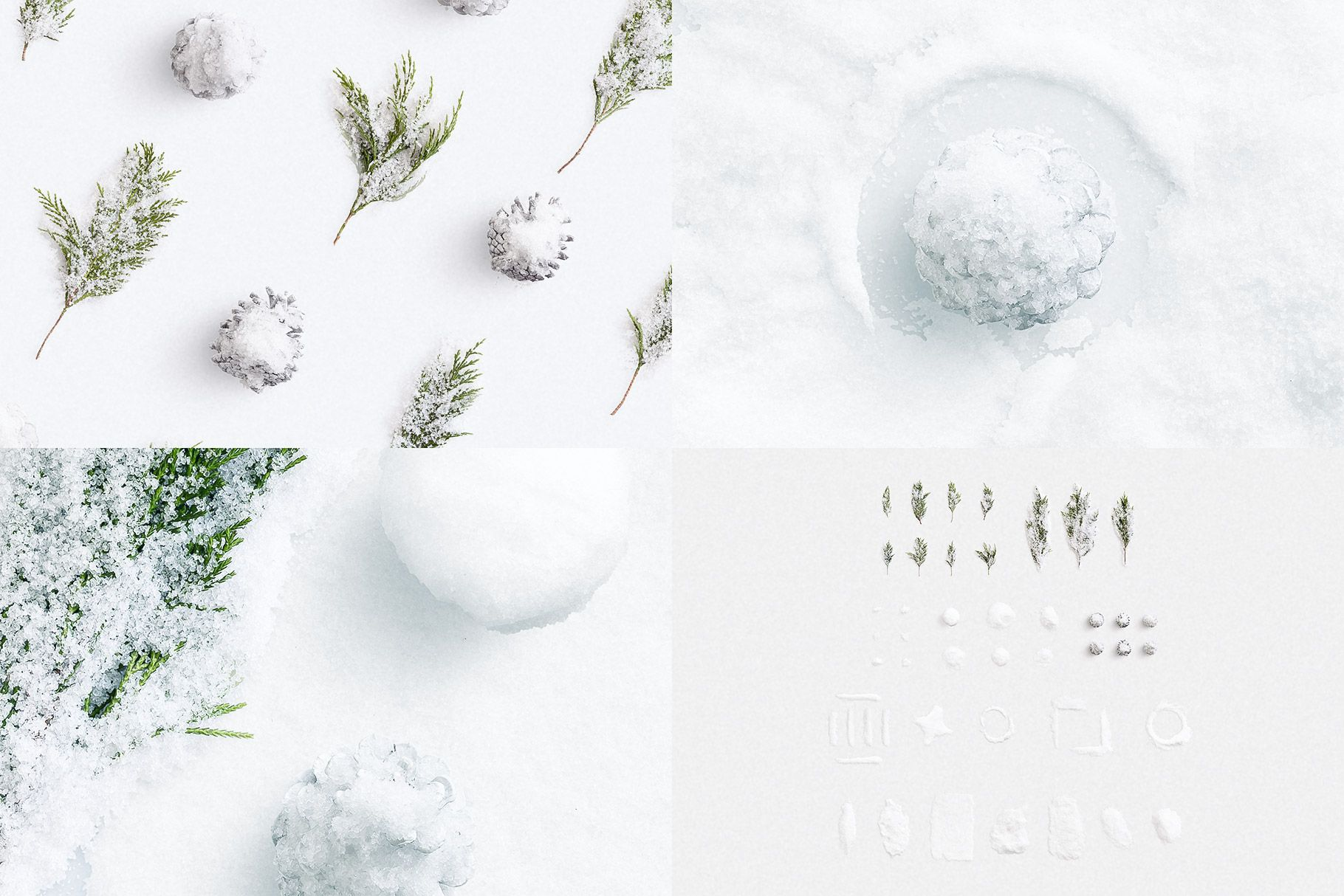 Winter Nature Snow