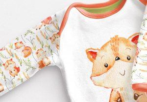 Baby Vest Long Sleeves 2 Mockup image04