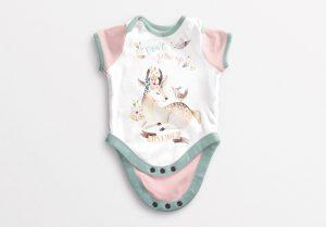 Baby Vest Open Mockup image03
