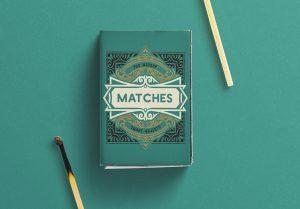 Box Matches Mockup image03