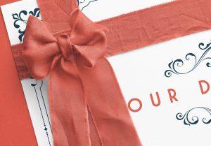 Card With Ribbons Mockup 1 image04