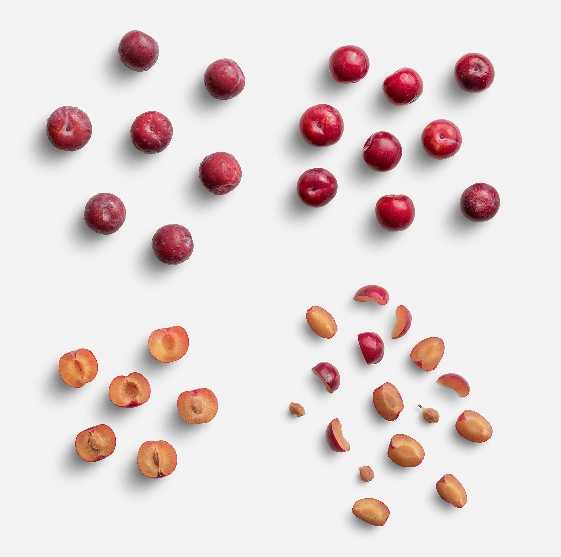 Prunes Fruit Item Scene Creator