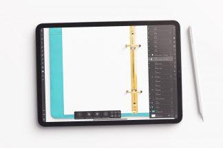 digital planner creator beta 1