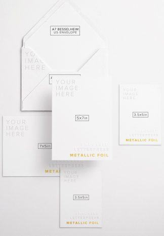 Card and Envelopes Scene Mockup Layout 002 thumbnail