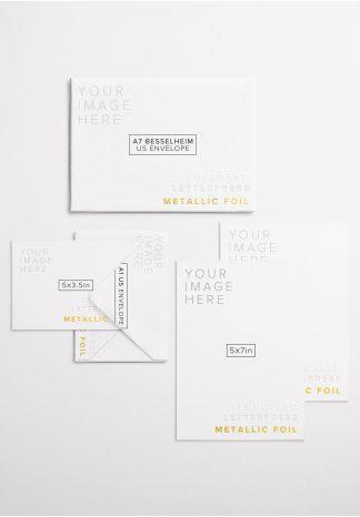 Card and Envelopes Scene Mockup Layout 004 thumbnail