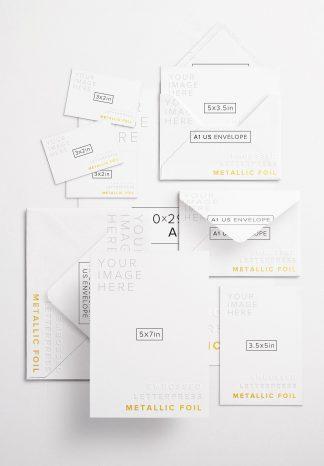 Card and Envelopes Scene Mockup Layout 007 thumbnail