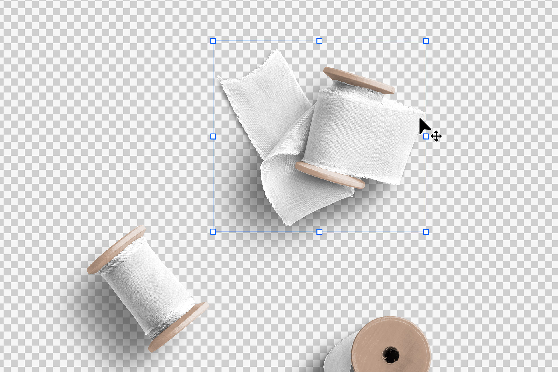 Silk Ribbons Volume 4 Isolated Objects