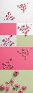 Cherry Blossoms Custom Scene Creator Template 5Preview1