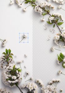 Cherry Blossoms Custom Scene Creator Template 6 Image01