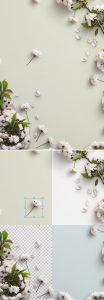 Cherry Blossoms Custom Scene Creator Template 6Preview1